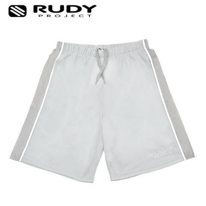 Picture of Rudy Project Apparel Corsa Dry-Fit Shorts (Reflectorized) Grey Large