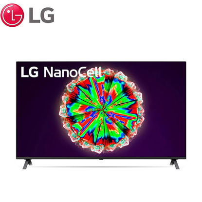 Picture of LG NANO80 49 inch 4K NanoCell TV