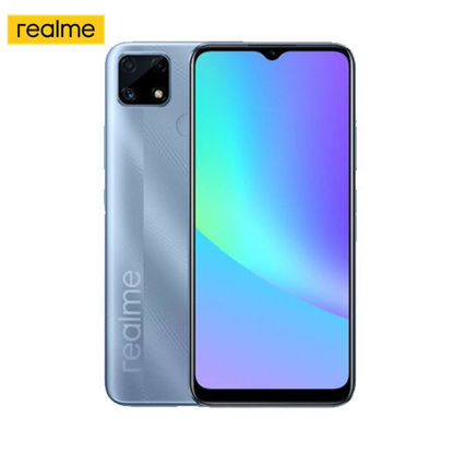 Picture of Realme C25 4GB RAM + 64GB ROM - Blue