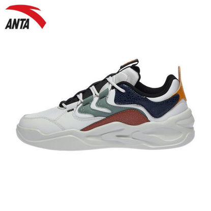 Picture of Anta Men Lifestyle X-Game Shoes - Grey