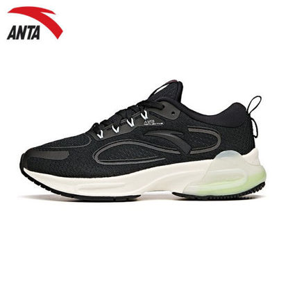 """Picture of Anta """"A-Troon"""" Smart S.A.M. Womens Running Shoes - Black"""