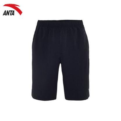 Picture of Anta Men Half Pants - Dark Blue