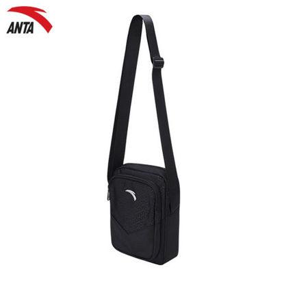 Picture of Anta Sports Cross Body Bag - Black