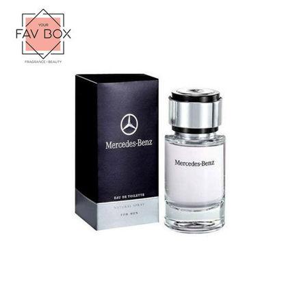 Picture of Mercedes Benz Eau De Toilette for Men 120ml