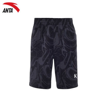 Picture of Anta Men's Game Short Black 2XL
