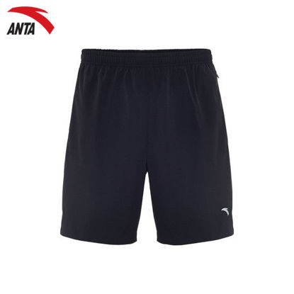 Picture of Anta Men's Sports Shorts Black