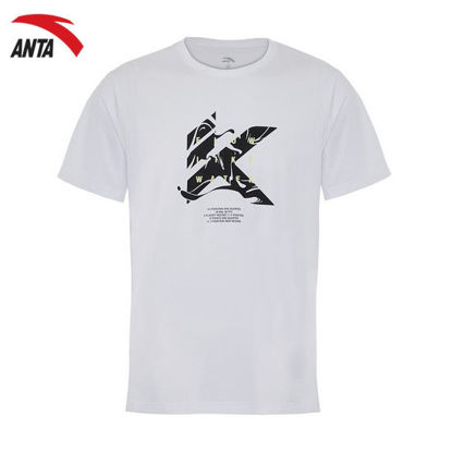 """Picture of Anta """"Flow Like Water Men KT Basketball SS  - Black"""