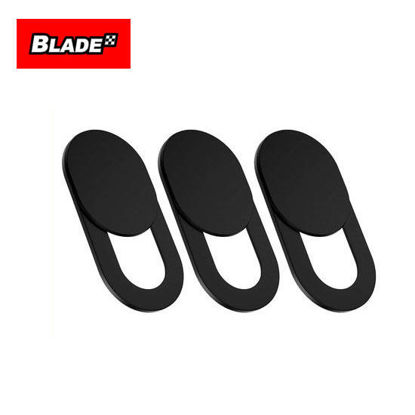 Picture of Blade Webcam Cover 3Pcs Ultra-Thin Design 0.022in