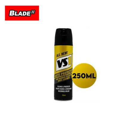 Picture of VS1 Protector Original Spray Matte 250ml for Rubber, Plastic,Vinyl and Leather
