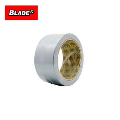 Picture of Croco Tape Cloth Duct Tape 48mm x 10m (Silver)