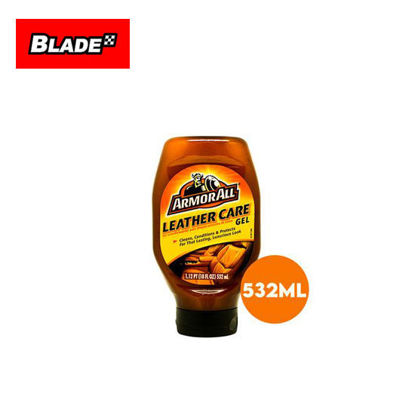 Picture of Armor All Leather Care Gel 532ml Cleans, Condition & Protects for that Lasting , Luxurious look