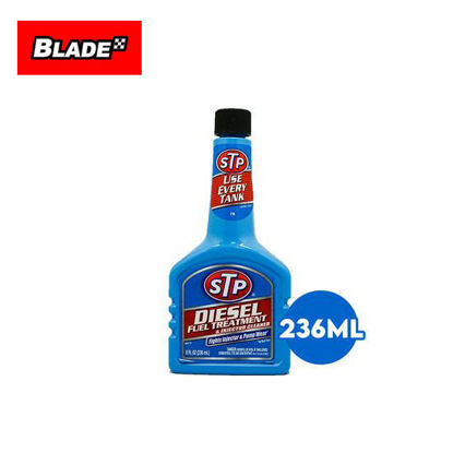 Picture of STP Diesel Fuel Treatment & Injection Cleaner 236mL 200614j 7B Fights Injector & Pump Wear Use Every Tank