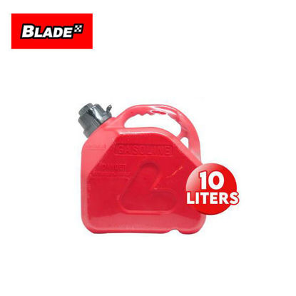 Picture of Deflector Fuel Tank DFT-1810-R 10L Capacity & Anti-Child Lock Nozzle (Red)