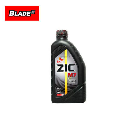 Picture of SK ZIC M7 4T 10W-30 1 Liter Synthetic
