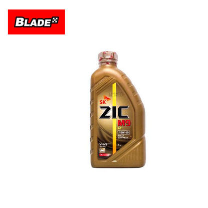 Picture of SK ZIC M9 4T 10W-40 Fully Synthetic 1 Liter