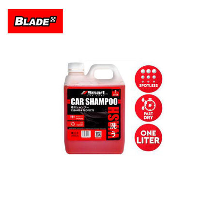 Picture of Smart Car Care Car Shampoo 1 Liter Cleans & Protects your Vehicle from Dulls and Contaminants