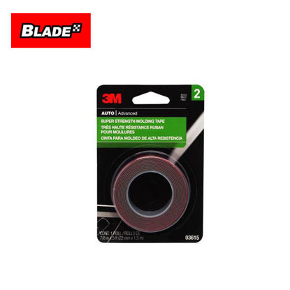 Picture of 3M Molding Tape 03615 (Red)