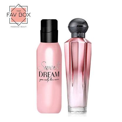Picture of Shakira Sweet Dreams Set for Women (Eau de Toilette 80ml + Deodorant Spray 150ml)
