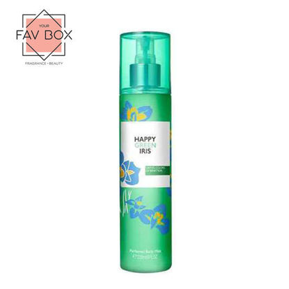 Picture of United Colors Of Benetton Happy Green Iris Perfumed Body Mist 236ml