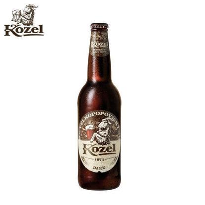 Picture of Kozel Dark 1 Bottle Case 330ml