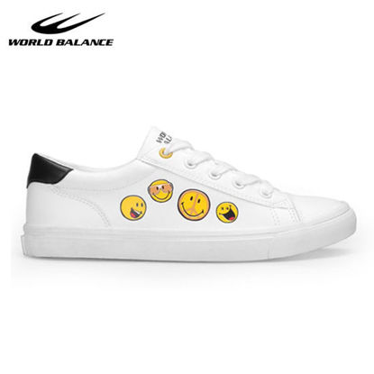 Picture of World Balance Smiley X Giggle BB for Kids - White