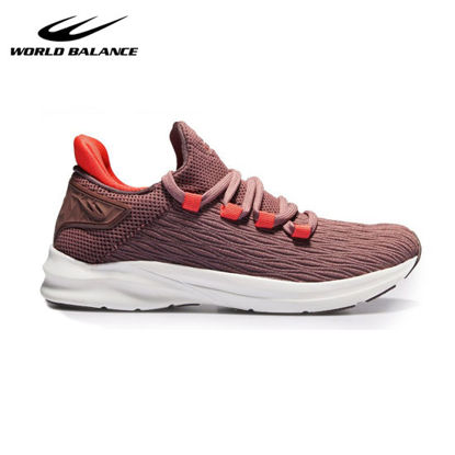 Picture of World Balance Trackster for Women - Gray-Purple