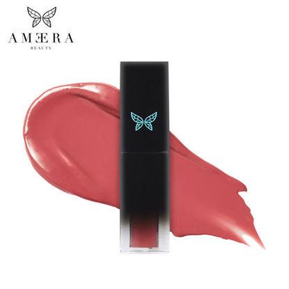 Picture of Ameera Moisturizing Matte Liquid Lipstick (Halal) - Amara