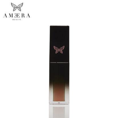 Picture of Ameera Beauty Moisturizing Matte Liquid Lipstick (Halal) - Tiara