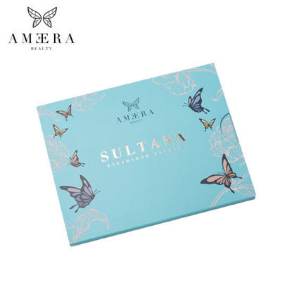 Picture of Ameera Beauty Sultana Eyeshadow Palette - 12 Shades
