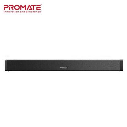 Picture of Promate BluesBar 40W High Definition Wireless Stereo SoundBar Black