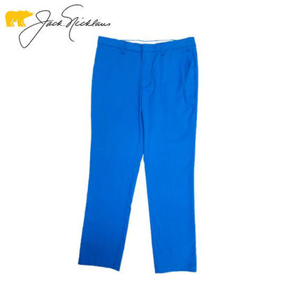 Picture of Jack Nicklaus Black Label Polyester Spandex Tech Pant Brilliant Blue