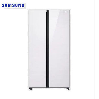 Picture of Samsung 24.7 Cu. Ft. Side By Side Classic White