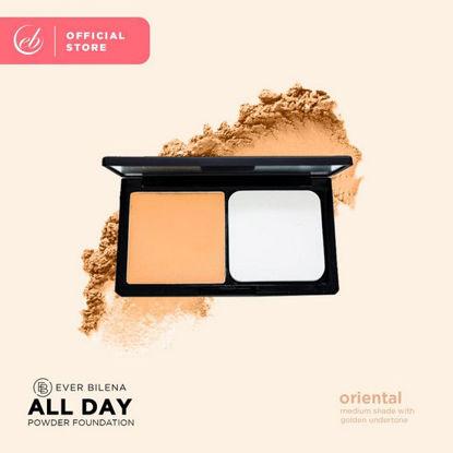Picture of Ever Bilena All Day Powder Foundation – Oriental