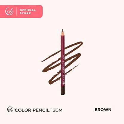 Picture of Ever Bilena Color Pencil 12cm – Brown