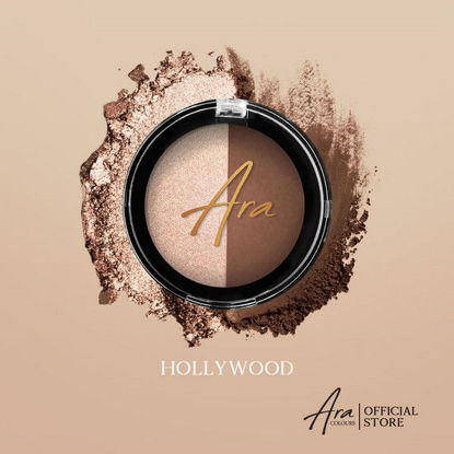 Picture of Ever Bilena Ara Colours Shade & Glow Duo – Hollywood