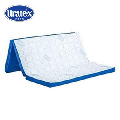 Picture of Uratex Airlite Futon (White/Blue)