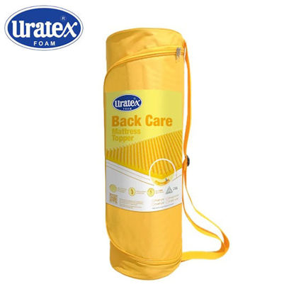 Picture of Uratex Back Care Mattress Topper Firm