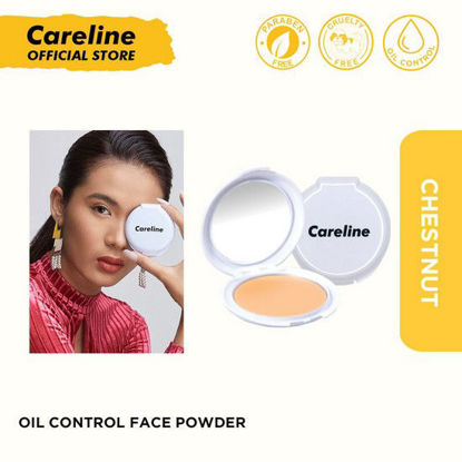 Picture of Careline Oil Control Face Powder