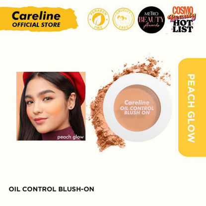 Picture of Careline Oil Control Blush-On