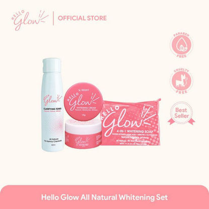 Picture of Hello Glow All Natural Whitening Set