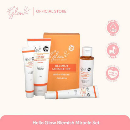 Picture of Hello Glow Blemish Miracle Set