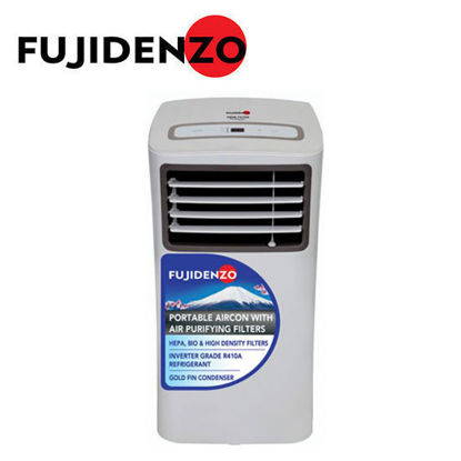 Picture of Fujidenzo 1.5 Hp Portable Aircon with Air Purifying Filters PAC150AIG