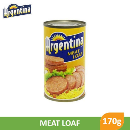 Picture of Argentina Meat Loaf 170g 007841