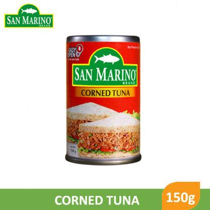 Picture of San Marino Corned Tuna 150g -     54161