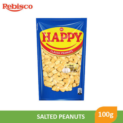 Picture of Rebisco Happy Salted Peanuts 100g - 007240