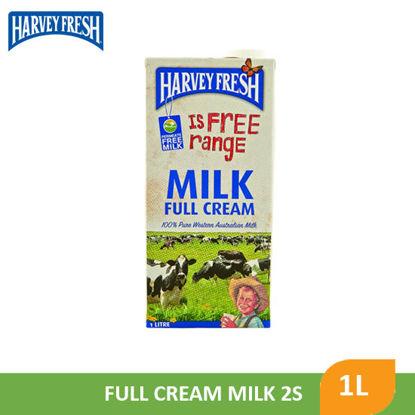Picture of Harvey Fresh Full Cream Milk 1L x 2's - 048120