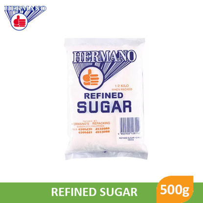 Picture of Hermano Refined Sugar 500g - 057543