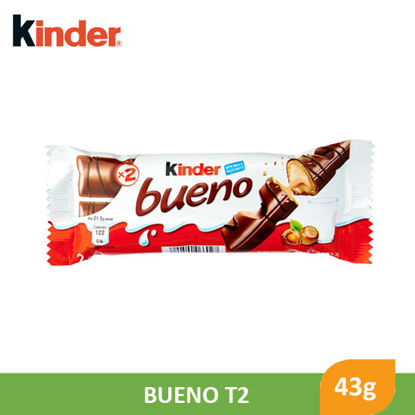 Picture of Kinder Bueno T2 43g - 070426