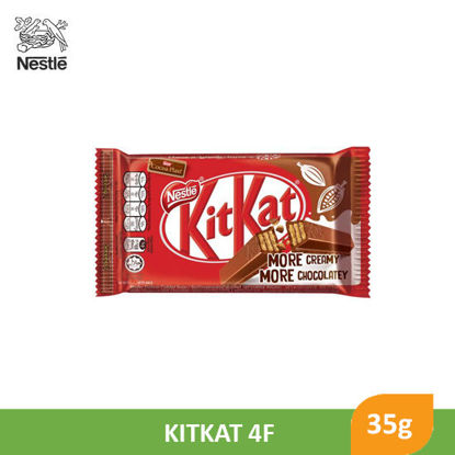 Picture of Nestle Kitkat 4F 35g - 009480