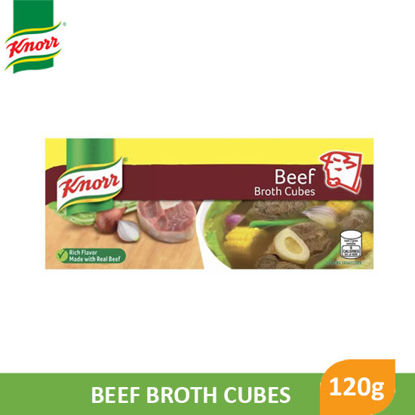 Picture of Knorr Cube Beef 120g - 045323